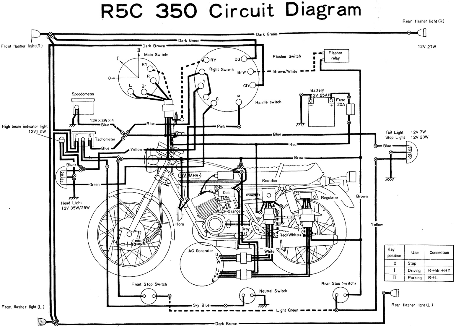 Xs Wiring Diagram moreover Ht Wiring as well A B Ab A Ed A E Aa together with Yz Kicker Spring moreover Suzuki Gn. on electrical wiring diagrams for yamaha motorcycles
